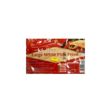 Leicester Bakery White Pitta Bread (6pc)