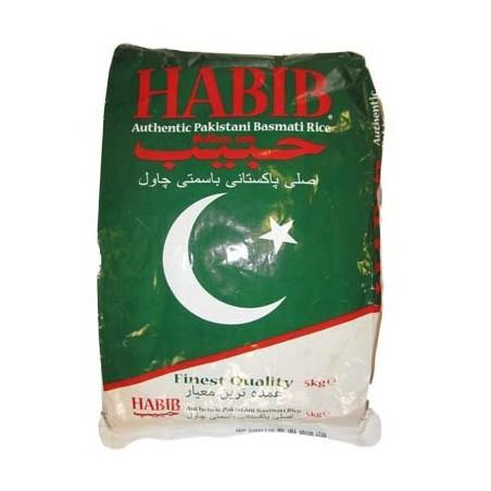 Habib Basmati Rice 5kg
