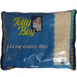 Tolly Boy Long Grain Rice 2kg