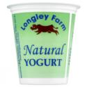 Longley Farm Natural Yogurt 454g