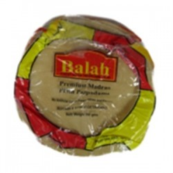 Papad Madras Plain Balah 200g