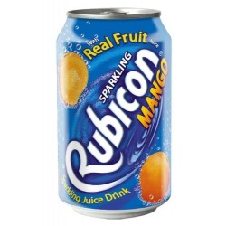 Rubicon Cans Mango 330ml