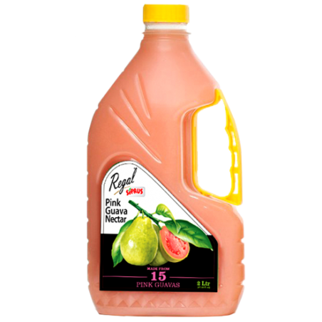 Regal Pink Guava juice 2ltr