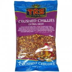 TRS Crushed Chillies Ex Hot 250g