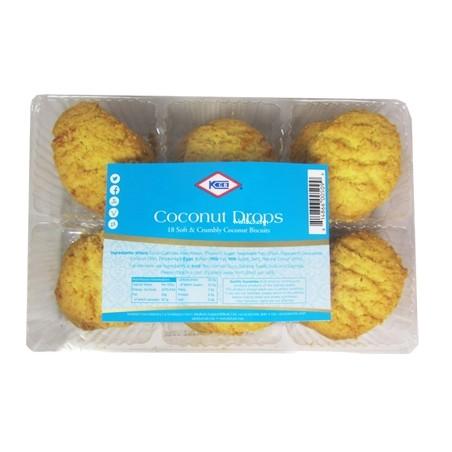 KCB Coconut Drops (18pc)