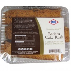 KCB Badam cake rusk (9pc)