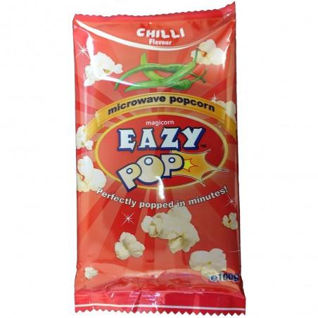 Eazy Pop Chilli Popcorn 100g