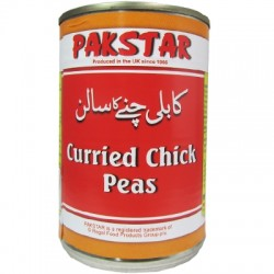 Curried Chickpeas Tin 400g