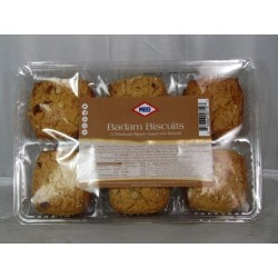 KCB Badam Biscuits (12pc)