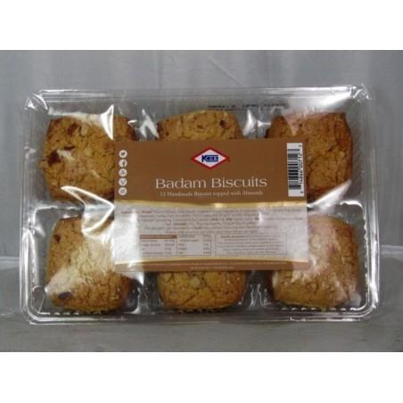 KCB Badam Biscuits (12pc)