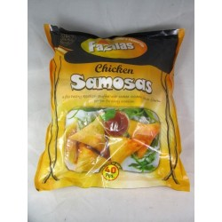 Fazilas Chicken Samosas 40's