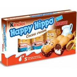Kinder Happy Hippo (5pk) Cocoa Cream