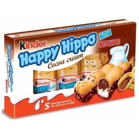 Kinder Happy Hippo (5pk) Cocoa Cream