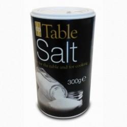 Dri-Pack Table Salt