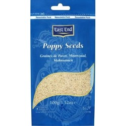 East End Poppy Seeds White 100g