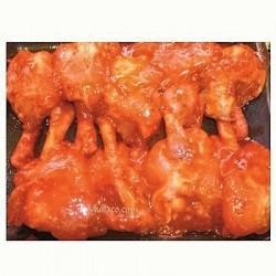 Chicken Lollypop Marinated Aunty Hajra's Tandoori HMC Halal
