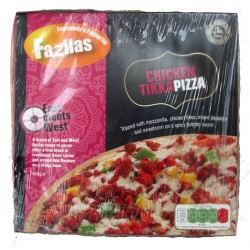 Fazilas Pizza Chicken Tikka