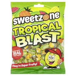 sweetzone tropical blast