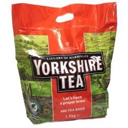 Yorkshire Tea 480's