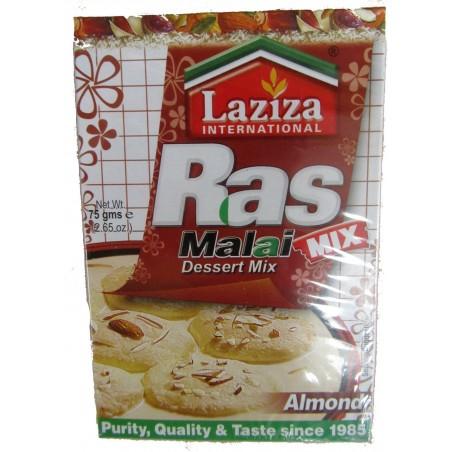Laziza Ras Malai Almond 75g