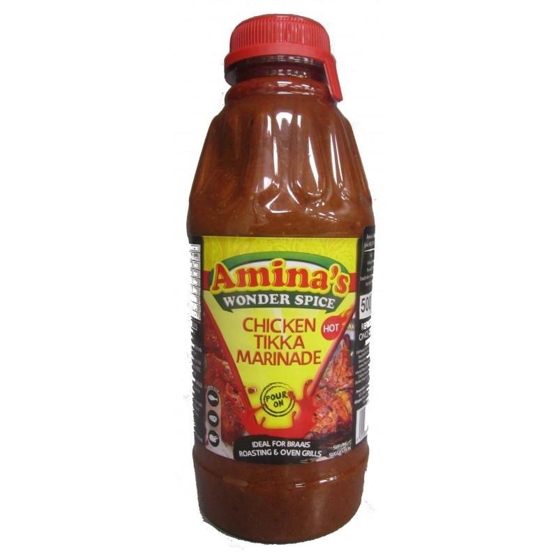Amina Wonder Spice Tikka Sauce Pour-on
