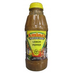 Amina Lemon Pepper Marinade 500ml