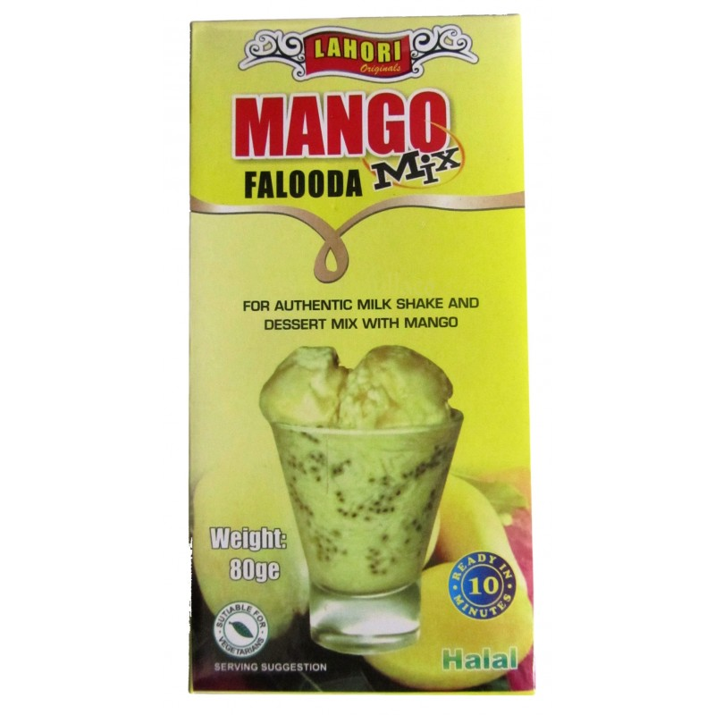 Lahori Falooda Mango Mix 80g