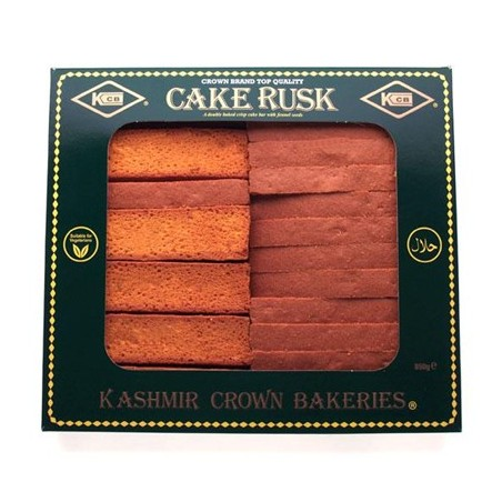 KCB Cake Rusk with Fennel Seeds 850g