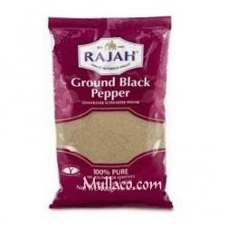 Black Pepper Ground Rajah Mari 400g