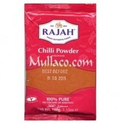 Chilli Powder Rajah
