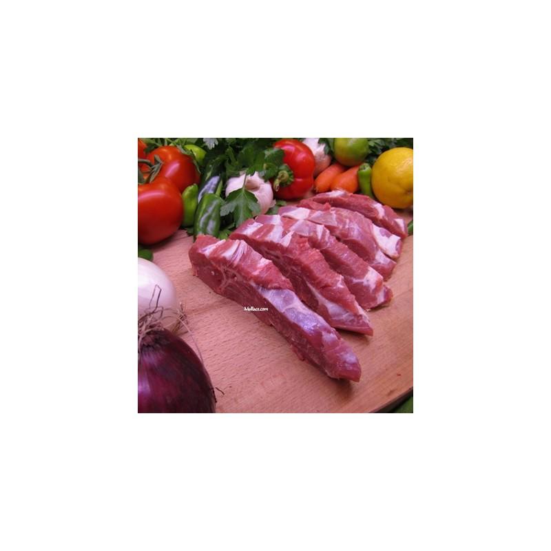 Lamb Shoulder SteaksSlices Halal HMC