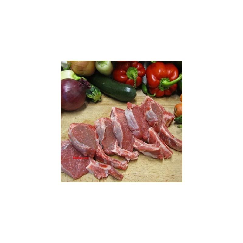Lamb Chops No Fat Halal HMC