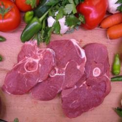 Lamb Leg SteaksSlices HMC