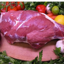 Lamb Leg Whole No Fat 2.2kg HMC