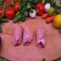 Chicken leg (Thigh) off the bone Whole uncut 4.5kg