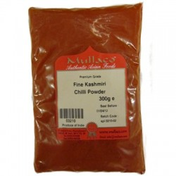 Mullaco Chilli Powder Fine Extra Hot Kashmiri