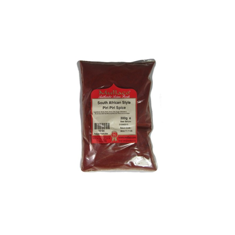 Mullaco South African Style Piri Piri Spice