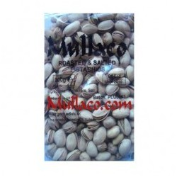 Pistachios Roasted and Salted Mullaco