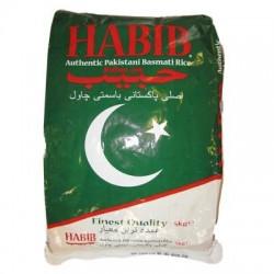 Habib Basmati Rice 20kg