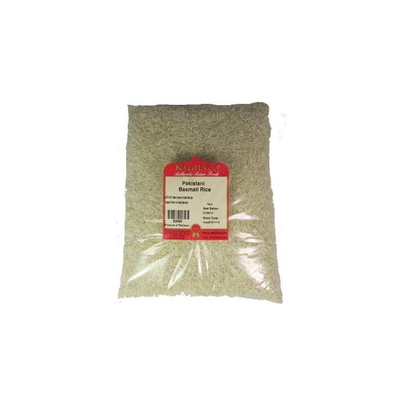 Mullaco Rice Basmati Pakistani 5kg
