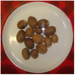 Nutmeg Jaifar Whole 200g