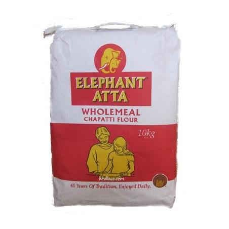 Elephant Atta Wholemeal 10 kg