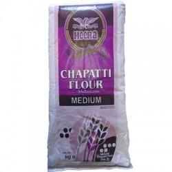Heera chappati Atta Flour Medium