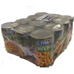 Boiled Chick Peas Tin Case