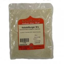 Kebab Burger Seasoning Mullaco 100g