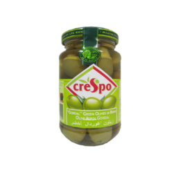 Olives Crespo Green Gordal in Brine 354g