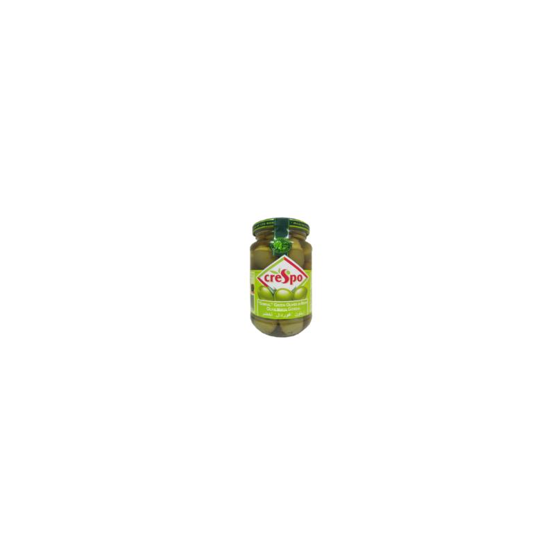 Olives Crespo Green Gordal in Brine 354g