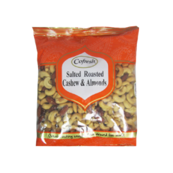Cofresh Salted Roasted Cashew & Almonds 600g