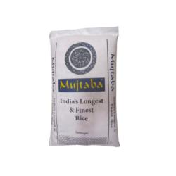 Mujtaba Rice Replaces Mustafa 10kg