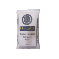 Mujtaba Rice Replaces Mustafa 20kg